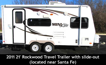 Rockwood Travel Trailers In New Mexico